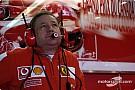 Ferrari just trying to do good job