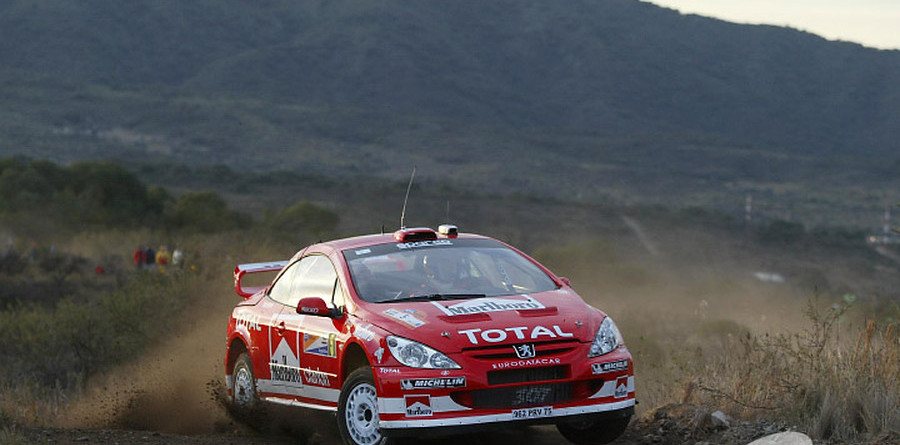 Gronholm takes Friday lead in Rally Argentina