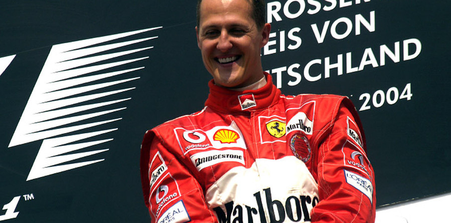 Schumacher happy with important win