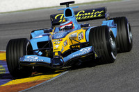 Alonso fastest at Jerez