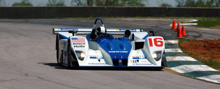 ALMS Weaver claims Road Atlanta pole for Dyson