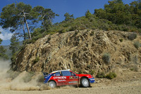 Loeb takes dominant Cyprus Rally win