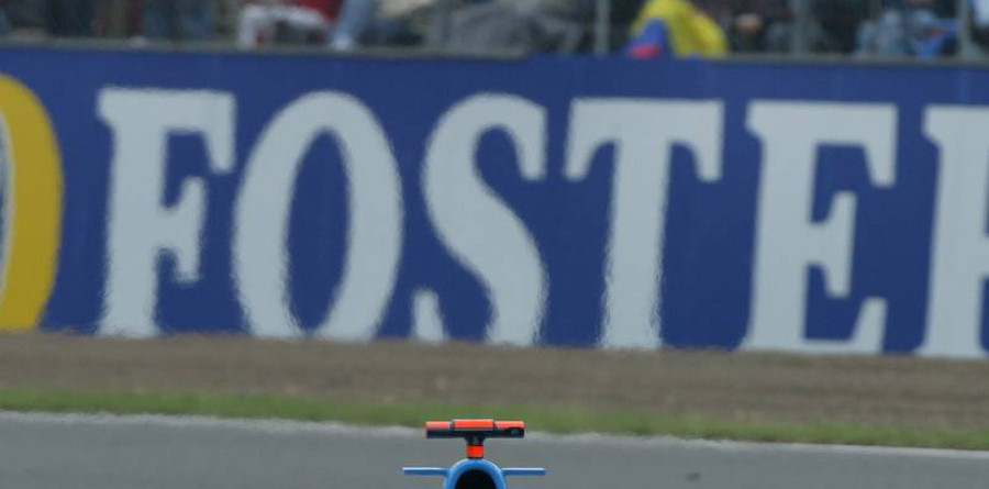 Alonso fastest in final British GP practice