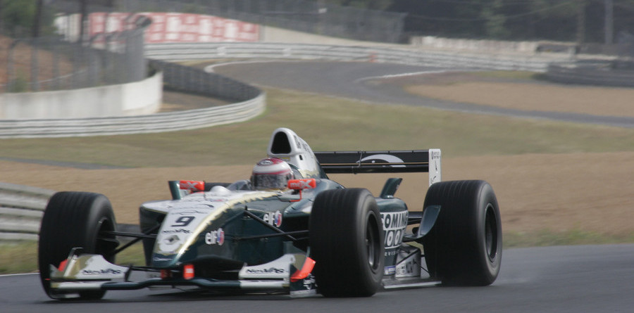 Toccacelo gets Minardi third driver role