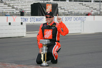 Stewart is on a hot streak