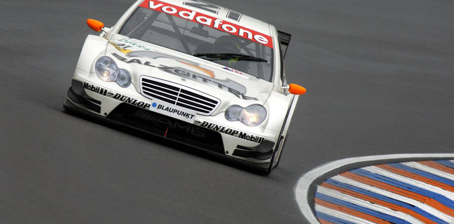 Maiden pole for Green at Lausitz