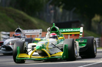 Nelson Piquet takes the double for Brazil