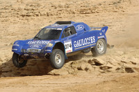 Schlesser takes first African stage in Dakar