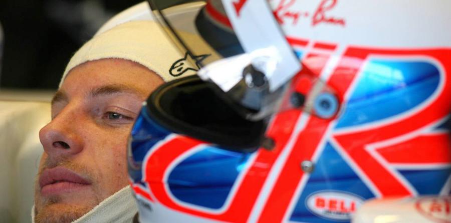 Button fastest at Jerez testing