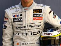 McLaren and Honda fastest in testing