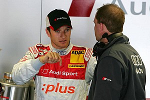 DTM Audi profiles Timo Scheider
