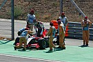 Disappointment for Monteiro