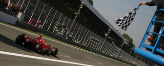 Schumacher takes Ferrari home win at Italian GP