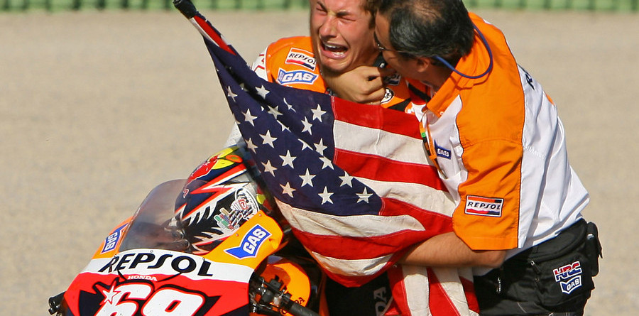 Nicky Hayden: The worker champion