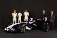 Williams launches the FW29 at home