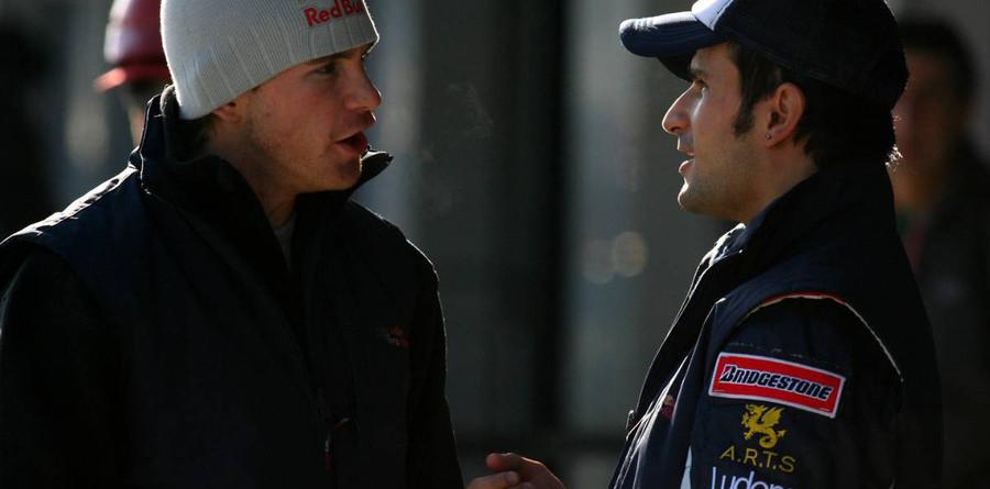 Toro Rosso confirm Liuzzi but Speed not definite