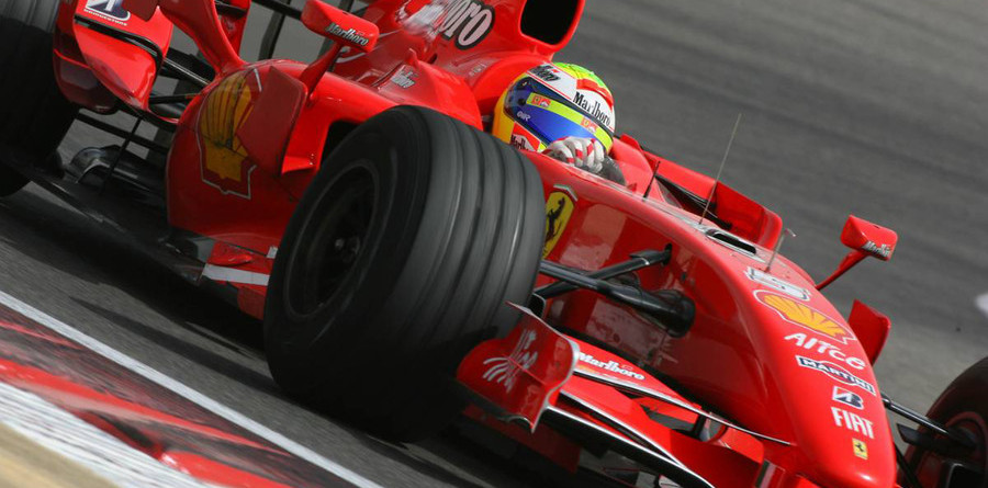 Massa still fastest at Bahrain
