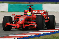 Massa leads the way in Malaysian GP first practice