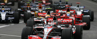 Alonso leads McLaren one-two at Monaco GP
