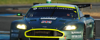 Le Mans Team Aston Martin takes GT1 victory