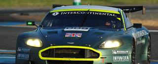 Team Aston Martin takes GT1 victory