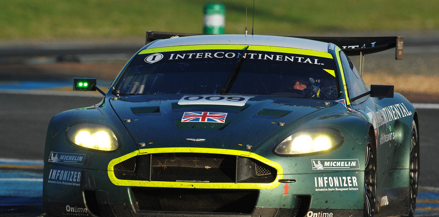 Team Aston Martin takes GT1 victory