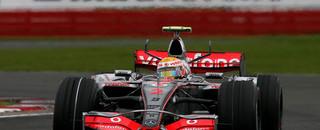 Formula 1 Hamilton takes home pole for British GP
