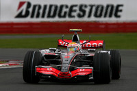Hamilton takes home pole for British GP