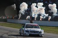 Green wins Hockenheim, Ekstrom takes title