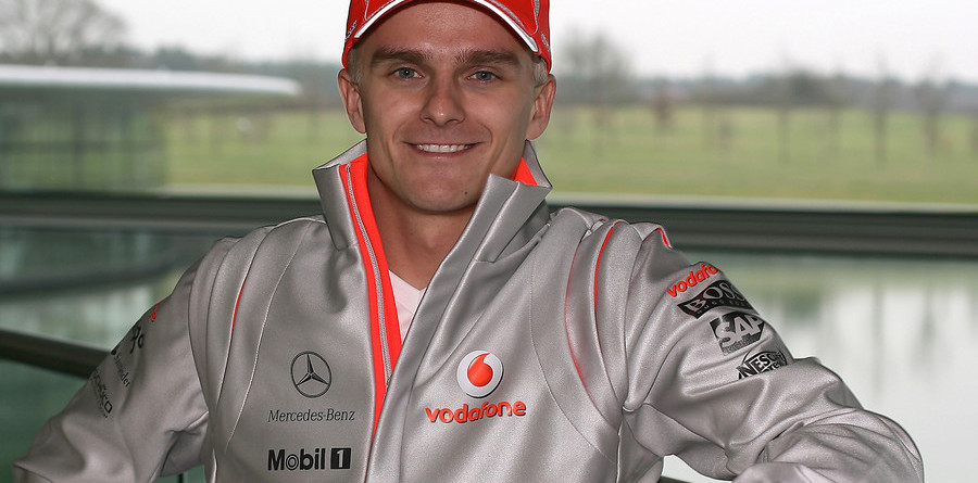 McLaren confirms Kovalainen for 2008