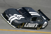 Johnson, Yeley lead the way at Daytona day two