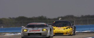 ALMS Independent GT2 teams adapt to new challenges