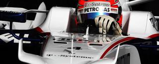 Formula 1 Kubica bags Bahrain pole for BMW Sauber