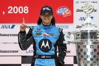 Patrick makes history with Motegi victory