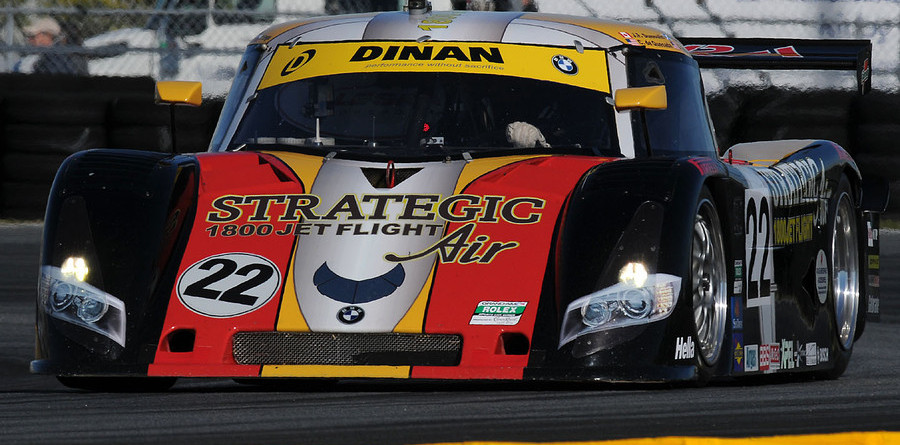 Alegra hopes to rekindle past Daytona success