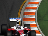 Toyota drops appeal on Trulli's Australian penalty