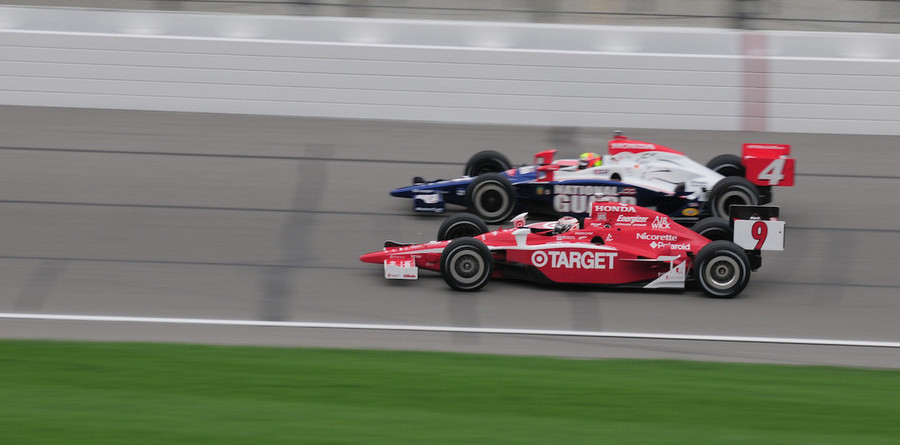 Dixon scores his first Kansas victory