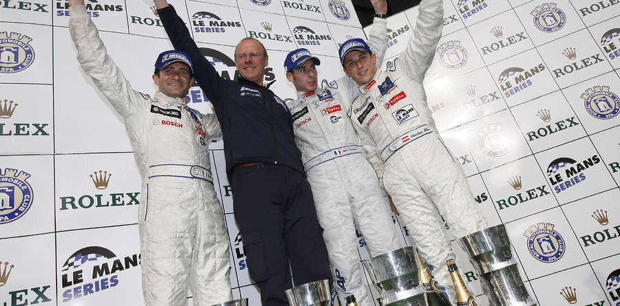 Peugeot dominates at Spa to land the victory