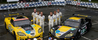 ALMS Polar opposite futures for Corvette squads