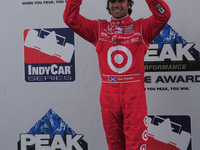 Franchitti snares Toronto pole 