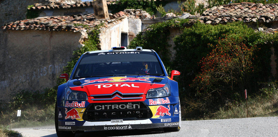 Sordo hands Catalunya lead to Loeb