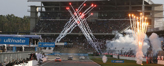 DTM Paffett takes Hockenheim, Scheider the title