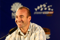 Ambrose presented Sir Jack Brabham award