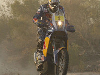 Despres, Chagin add to their Dakar victories