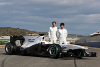BMW Sauber launches C29 challenger in Spain