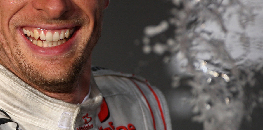Button takes Australian GP with shrewd strategy