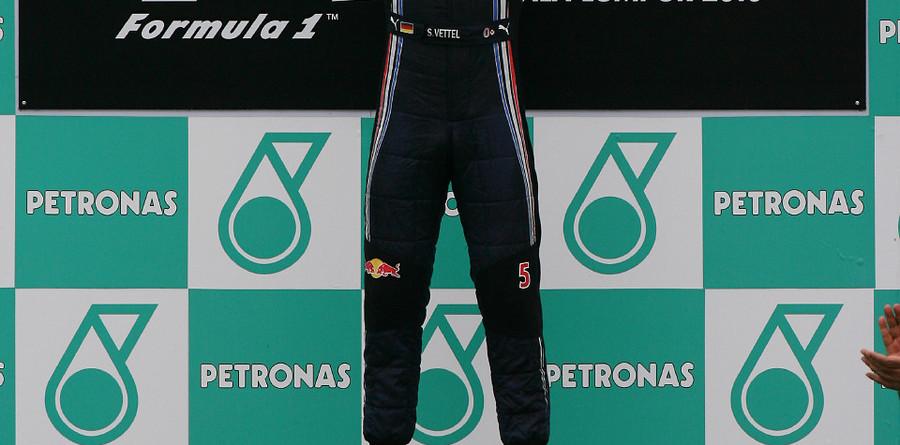 Vettel regains his wings at Malaysian GP