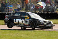 Giovanardi takes double victory at Thruxton