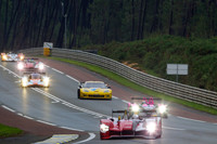 Kristensen hits barriers, more woes for Audi