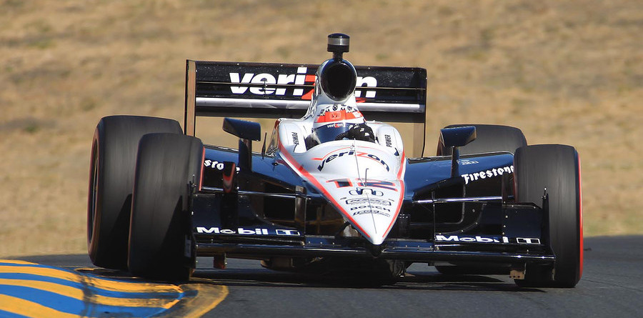Power increases points lead with Sonoma victory